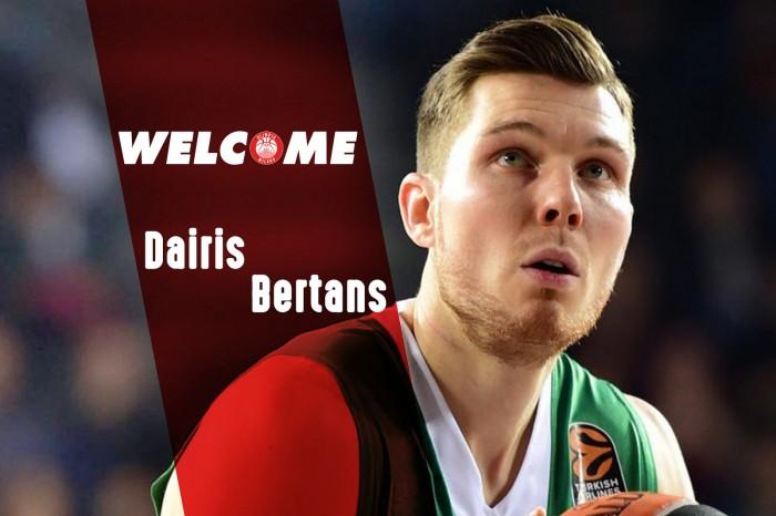 EA7 Milano, arriva il primo annuncio: Dairis Bertans è un nuovo giocatore dell'Olimpia