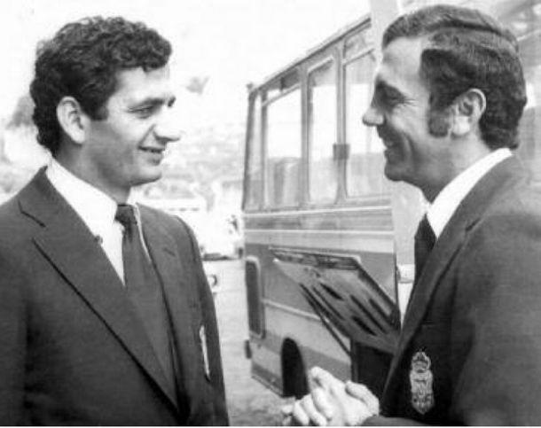 Teodoro Fernández: desde la modestia de Argentina