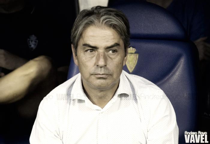 """Natxo González: """"Los resultados siempre son necesarios, pero ahora nos encontramos en el proceso que nos llevará a sacarlos"""""""