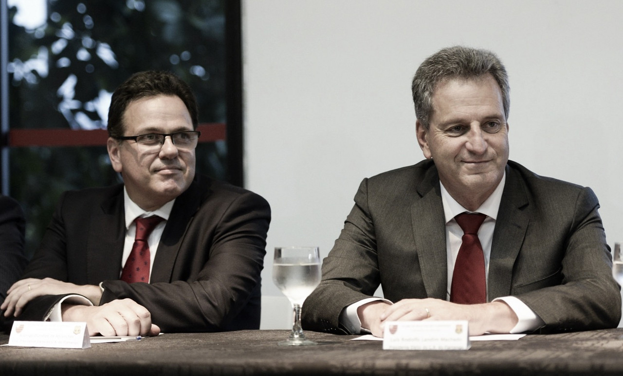 """Vice-presidente jurídico do Flamengo questiona garantia de jogo contra o Palmeiras: """"Falta sensibilidade à CBF"""""""
