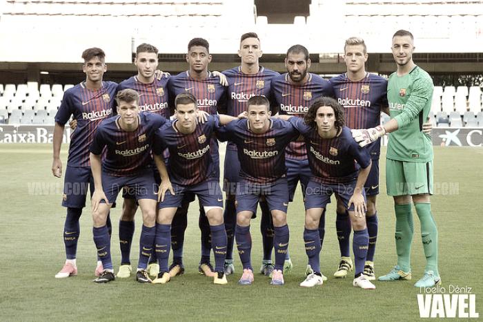 Horario confirmado para el Tenerife- Barça B