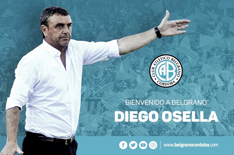Belgrano tiene al sucesor de Bernardi