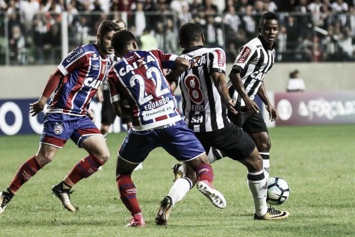 Resultado Bahia x Atlético-MG pelo Campeonato Brasileiro 2017 (2-2)