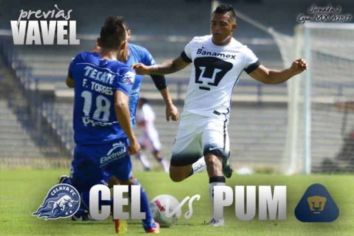 Cómo y dónde ver el Celaya vs Pumas; horario y TV online