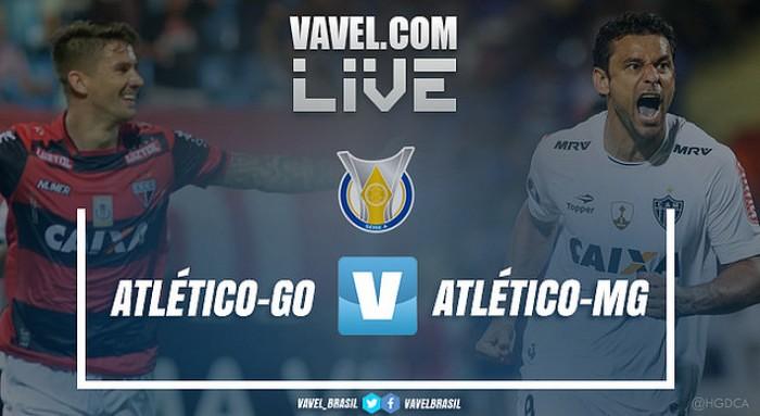 Resultado Atlético-GO x Atlético-MG (1-2)