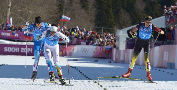 Ski de fond, relais (F) : La sensation Suédoise, l'exploit Français