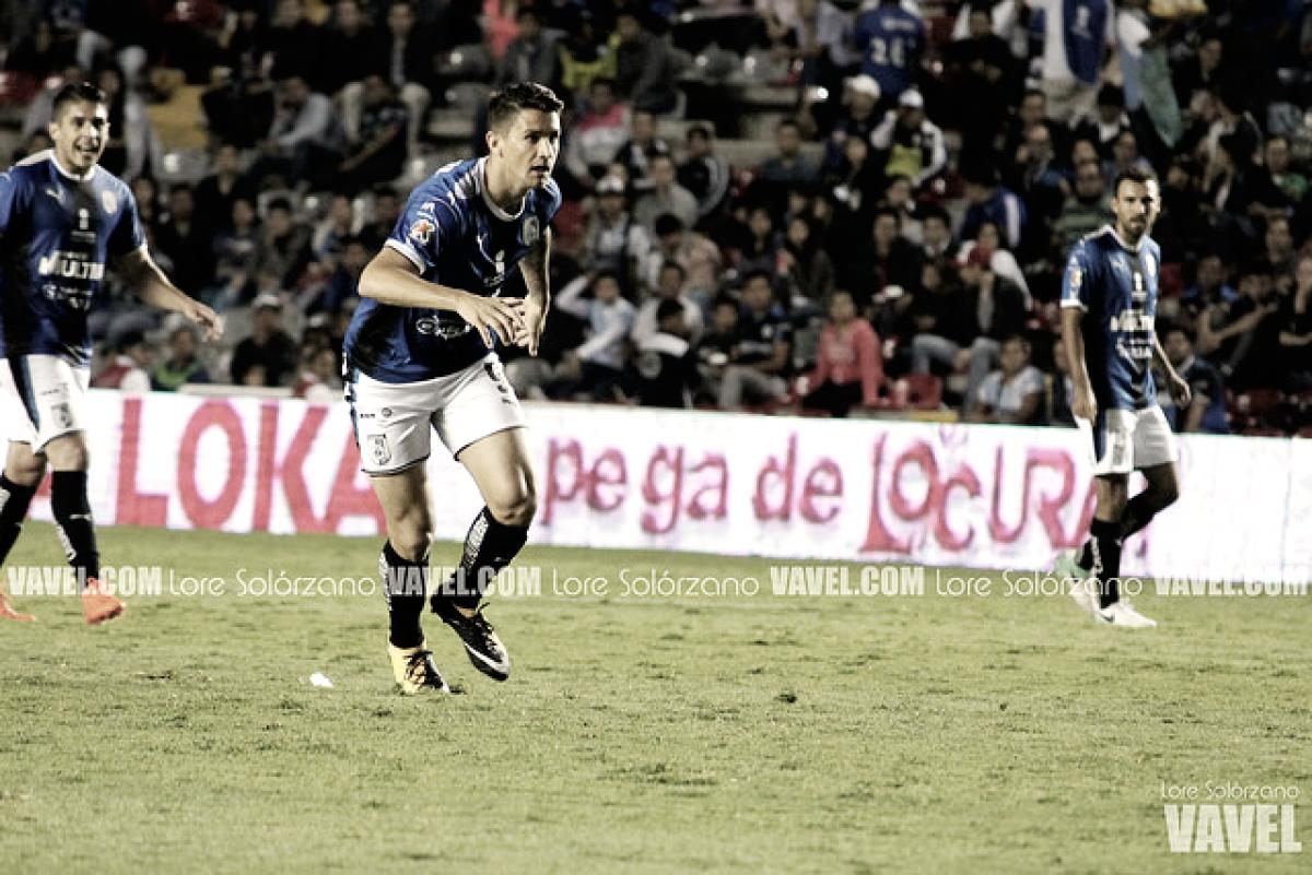 """Everaldo Stum: """"Me siento muy bien por el gol, pero mucho más por el punto sumado"""""""