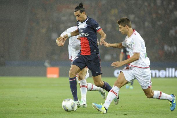Diretta Ajaccio - PSG, live della partita di Ligue 1