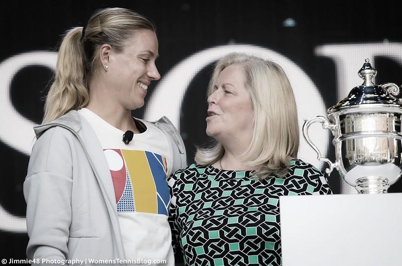 Stacey Allaster será la primera directora del US Open