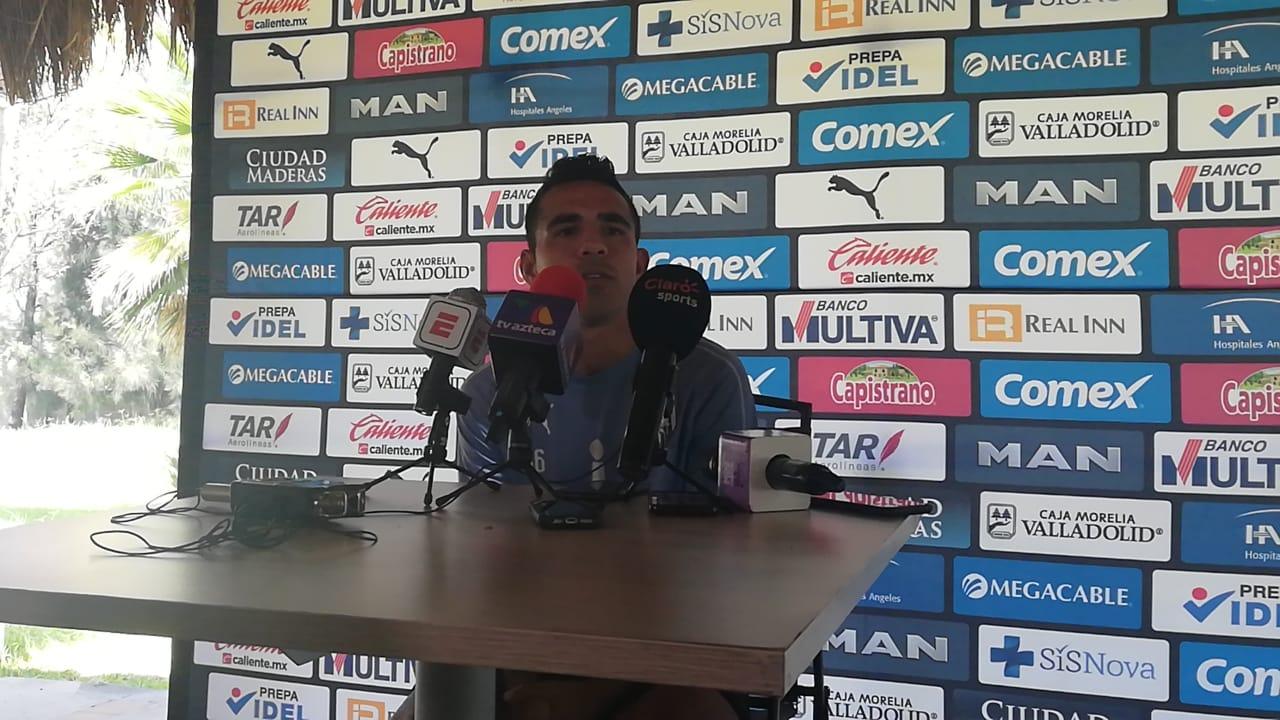 """Alonso Escoboza: """"Vamos a partirnos el alma"""""""