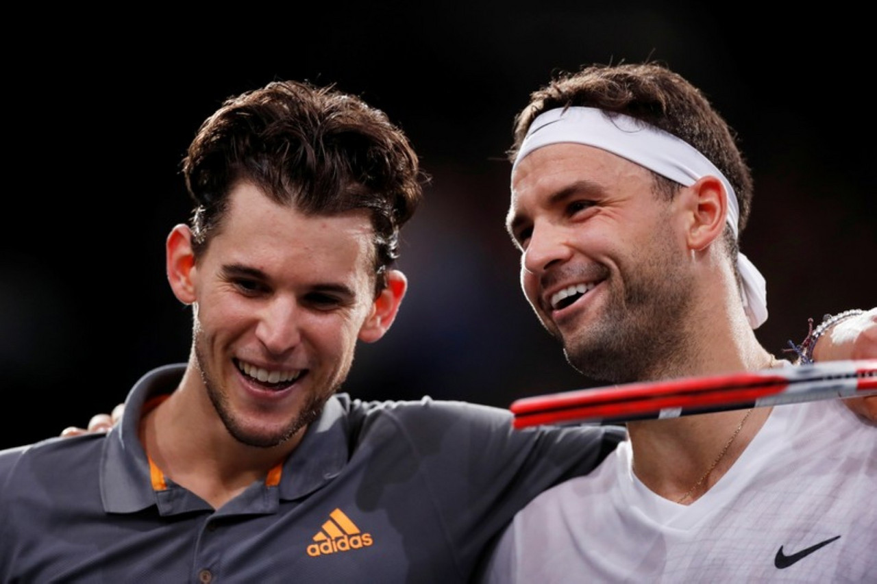 2021 Australian Open fourth round preview: Dominic Thiem vs Grigor Dimitrov