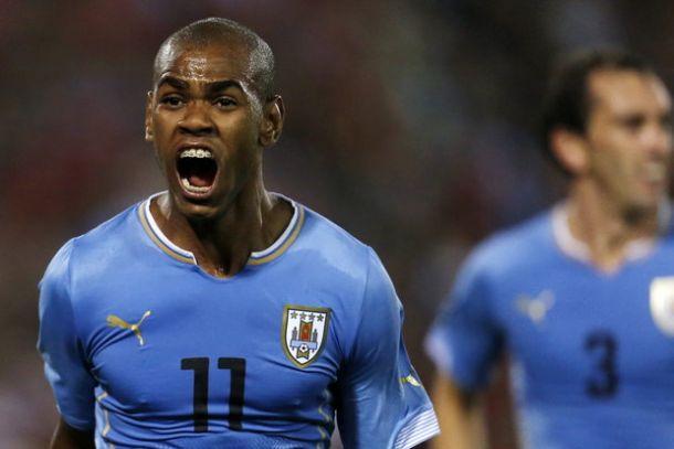 Diego Rolan hará dupla con Cavani ante Marruecos