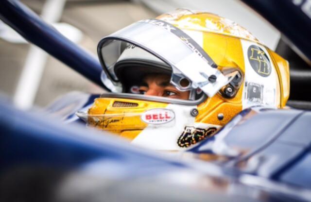 Sean Gelael Kapten Tim Indonesia ke FIA Motorsport Games