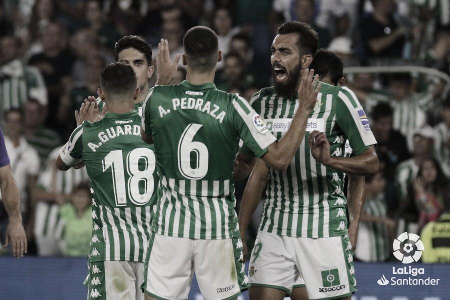 """Borja Iglesias: """"No tengo dudas de que Loren y yo podemos jugar juntos"""""""