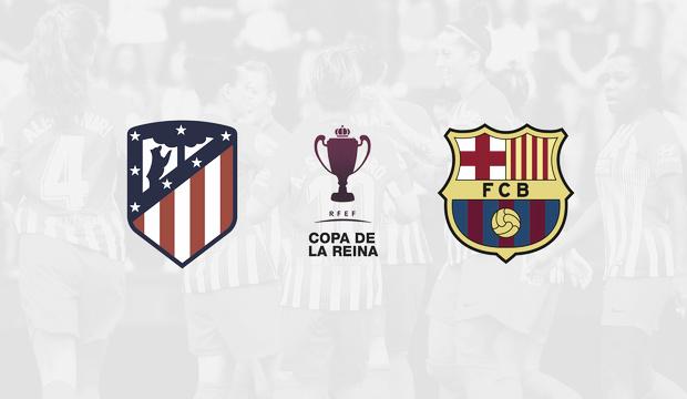 Atlético y Barcelona, por un puesto en la final