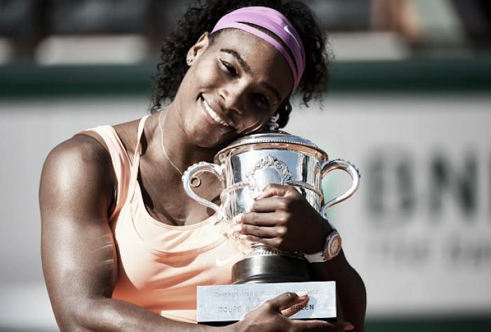Roland Garros 2016: Serena Williams, atual campeã e favorita ao título