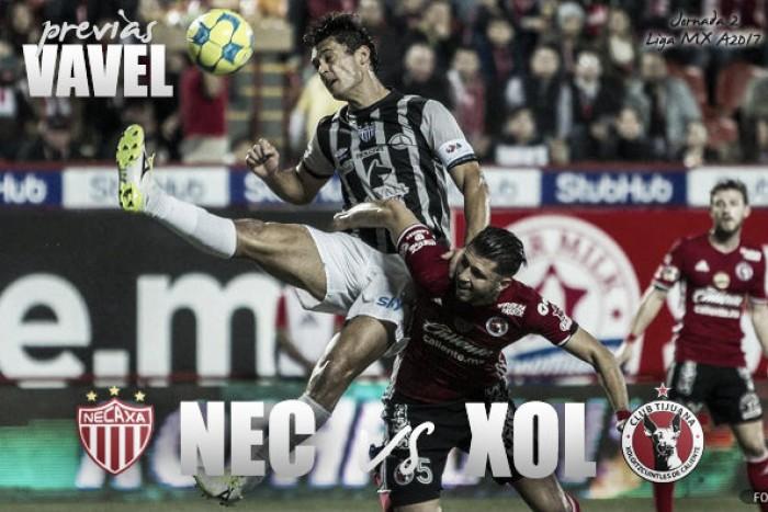 Previa Necaxa - Tijuana: debut en el Victoria