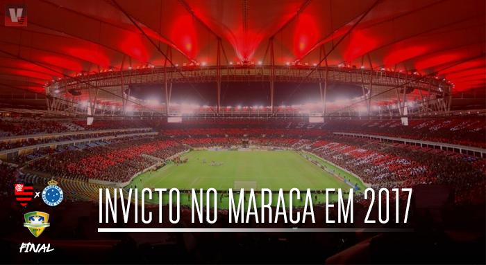 Flamengo e Maracanã: em 2017, Rubro-Negro mantém invencibilidade no templo do futebol