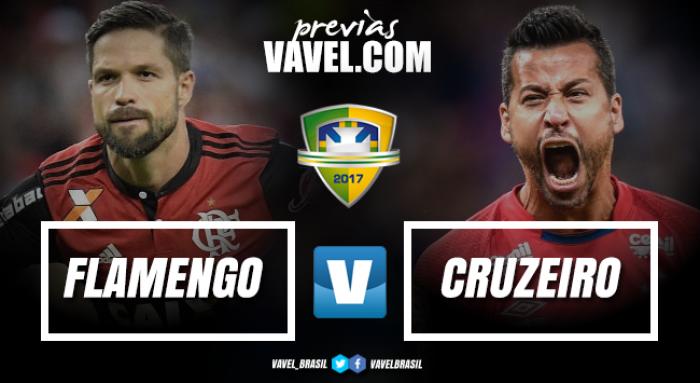 Flamengo recebe Cruzeiro no Maracanã em confronto decisivo na Copa do Brasil