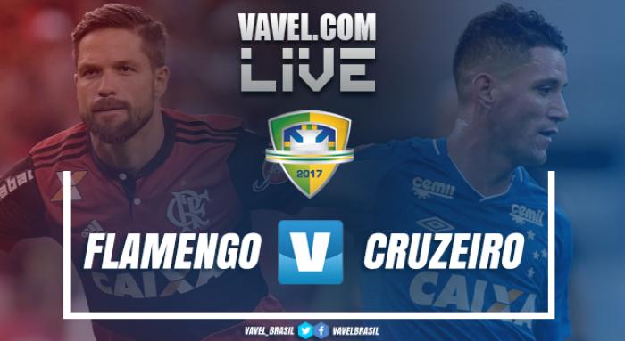 Resultado Flamengo x Cruzeiro na Copa do Brasil (1-1)