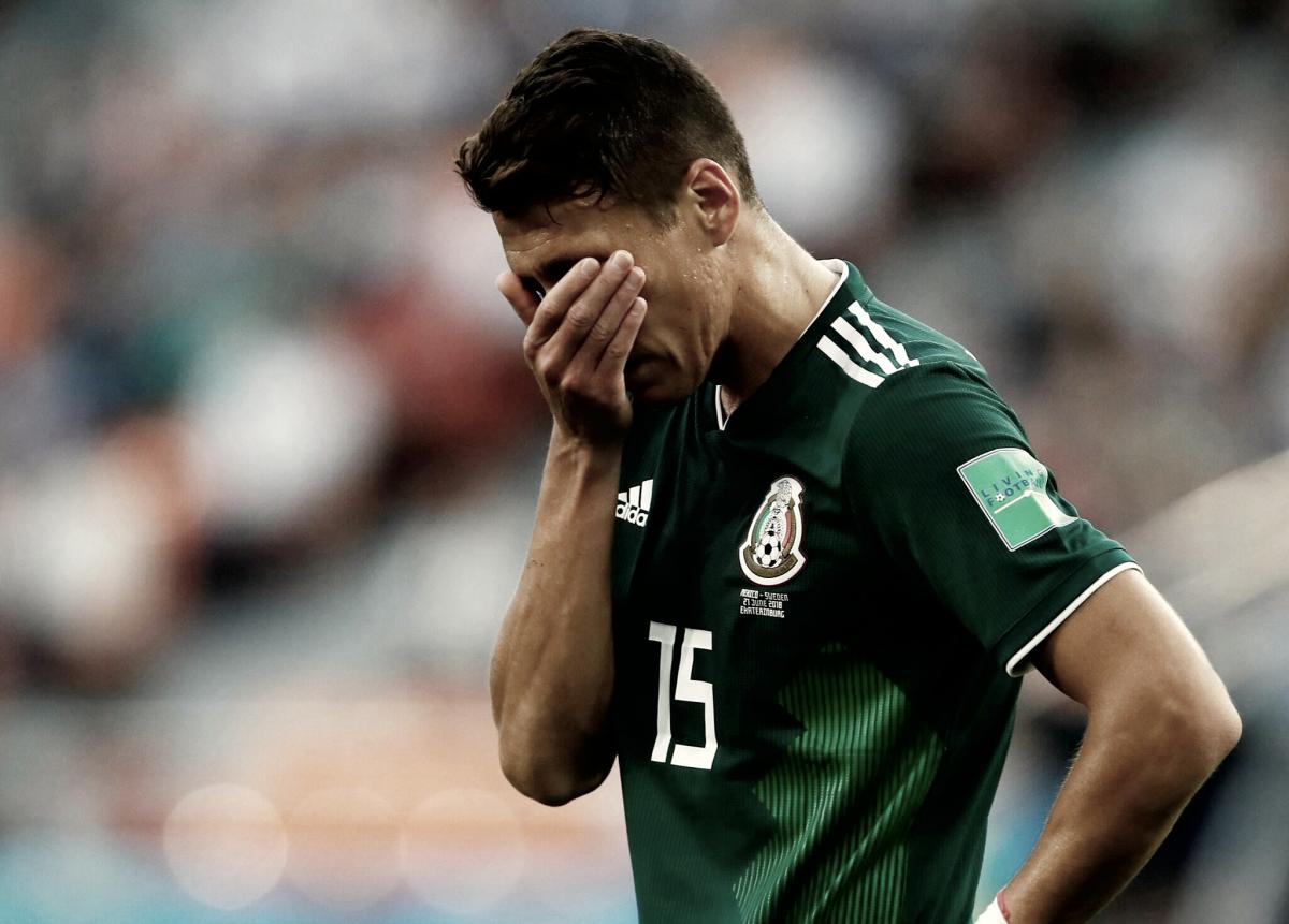 Suecia goleó a México, pero ambos aseguraron un cupo en octavos