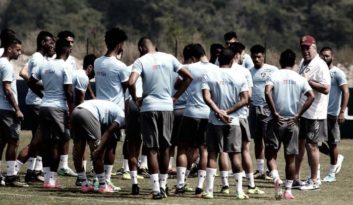 Fluminense faz alterações na lista e três atletas são inscritos na Sul-Americana