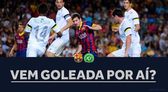 Vem goleada por aí? Nos últimos quatro confrontos, Barcelona goleou pelo Troféu Joan Gamper