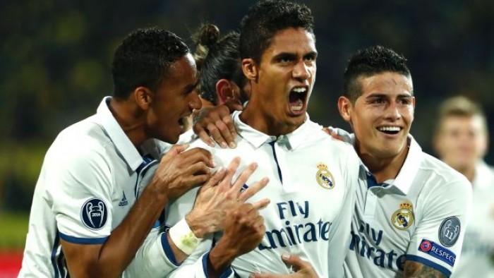 """Varane: """"Perder puntos al final del partido nunca puede hacerte feliz, pero estamos bien"""""""