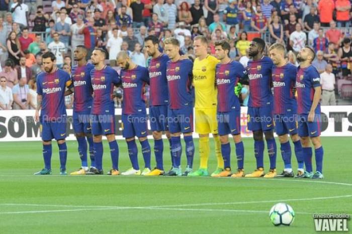 El Barça, único equipo invicto en las grandes ligas