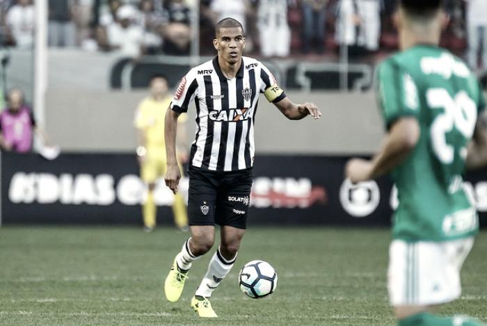 Com contrato encerrando, Léo Silva cita entrada no G-6 como foco do Atlético-MG