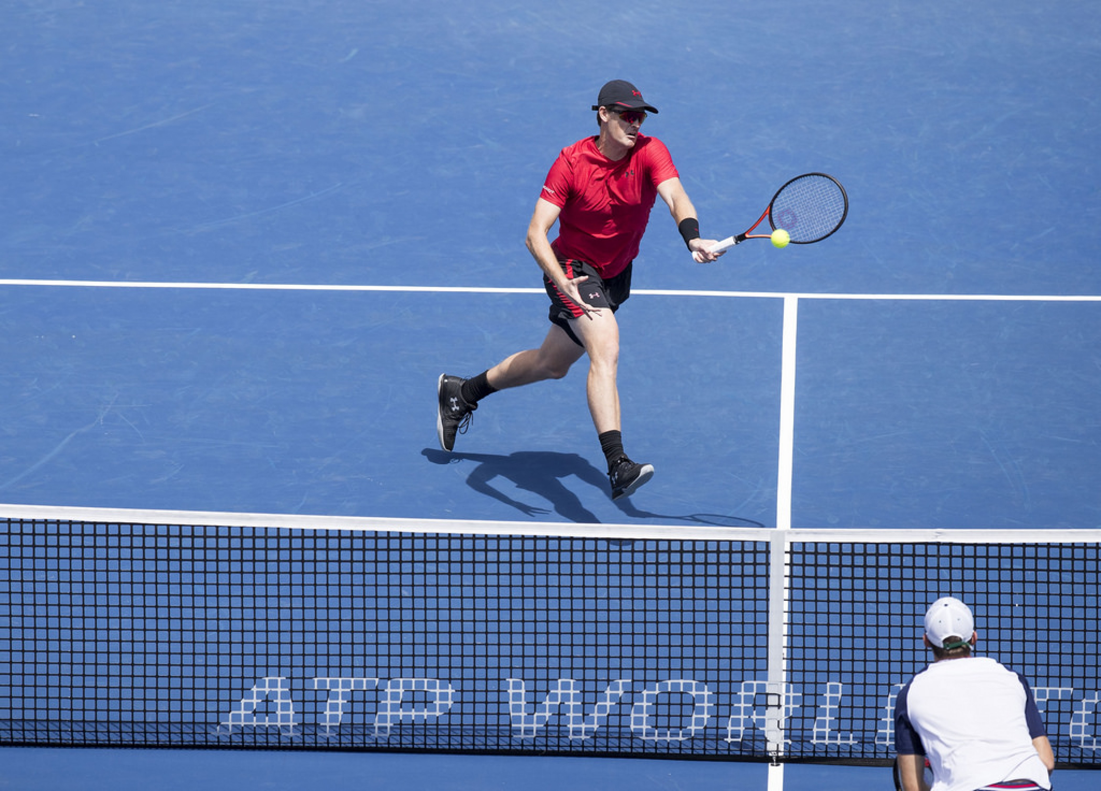 Davis Cup: Jamie Murray and Dominic Inglot restore Great Britain's advantage in clash with Uzbekistan