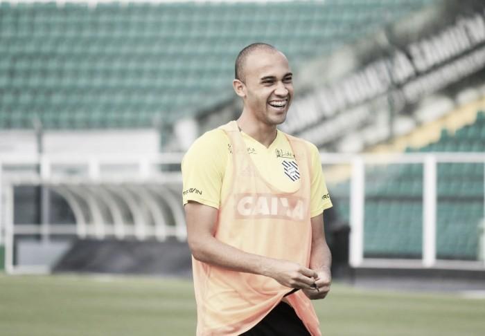Internacional anuncia contratação do lateral-direito Dudu junto ao Figueirense