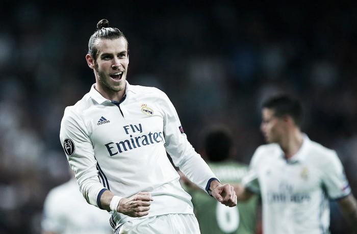Real Madrid renova contrato de Gareth Bale até 2022