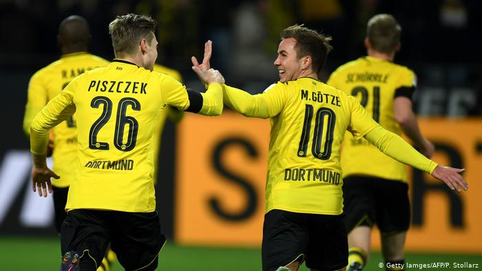 Cracks que acaban contrato en la Bundesliga