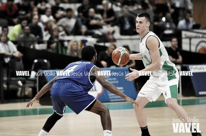 El Divina Seguros Joventut vuelve a vencer al Dinamo Tbilisi