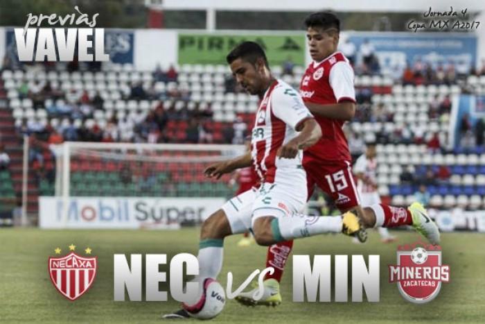 Rayos del Necaxa gana por goleada 4-0 a Mineros