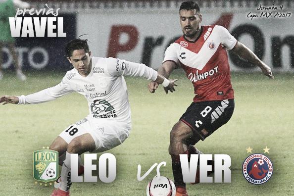 Previa León - Veracruz: realidades distintas