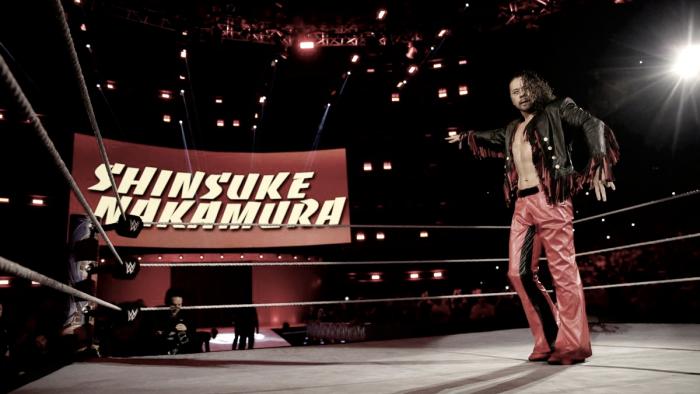 El extraño caso de Shinsuke Nakamura