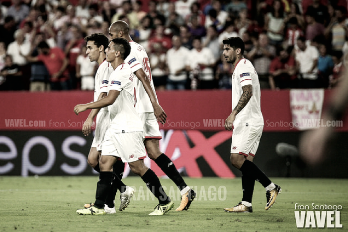 CD Leganés – Sevilla FC: puntuaciones Sevilla; jornada 29 Liga Santander