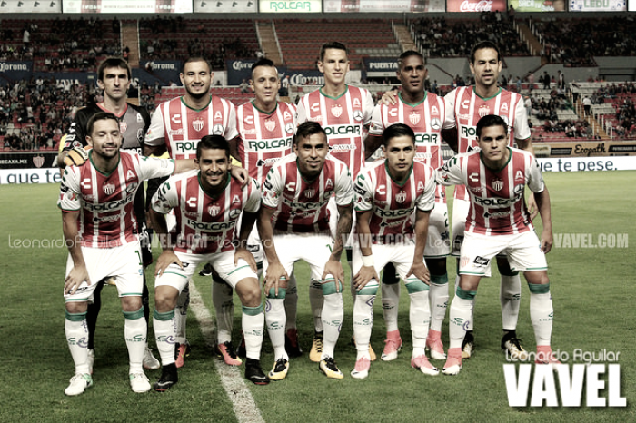 Necaxa 2-1 Atlas: puntuaciones de Necaxa en la jornada 7 de la Liga Bancomer MX Apertura 2017.