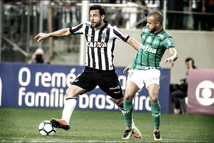"""Fred minimiza longo jejum de gols pelo Atlético-MG: """"Isso para mim não é nada"""""""