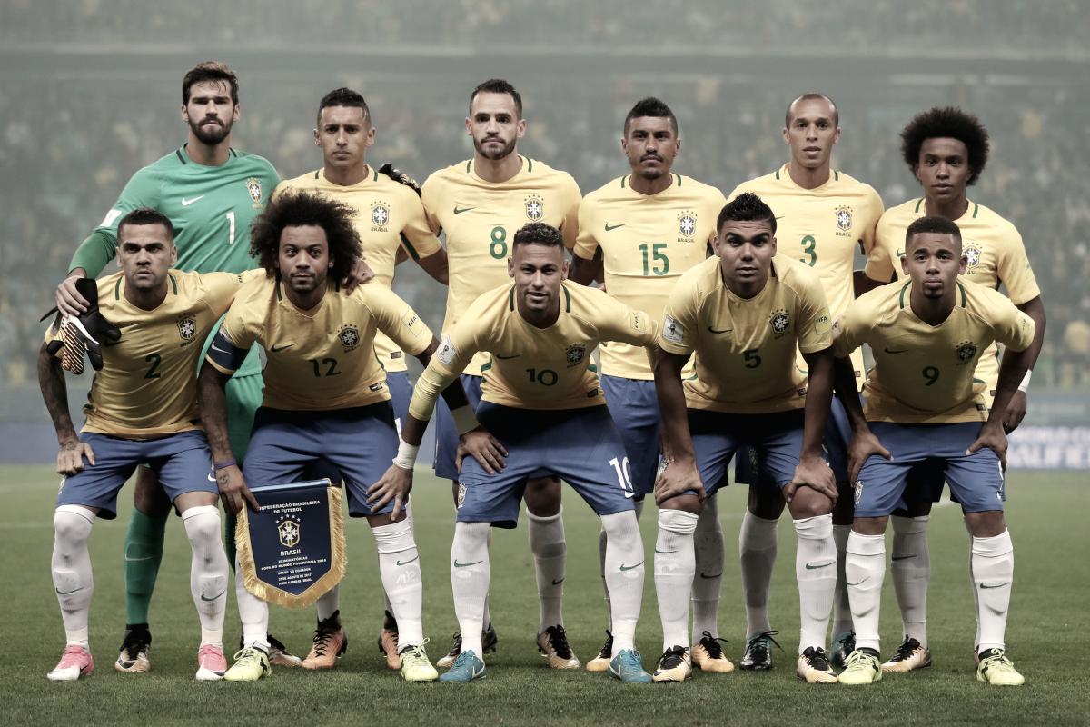 Raio-X VAVEL: A 100 dias da Copa, Seleção Brasileira conta com certezas e algumas dúvidas