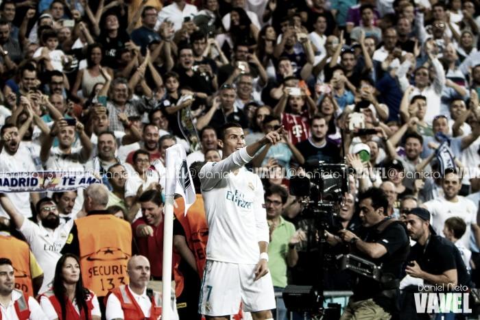 Cristiano Ronaldo, mejor jugador vikingo en el debut de UEFA Champions League