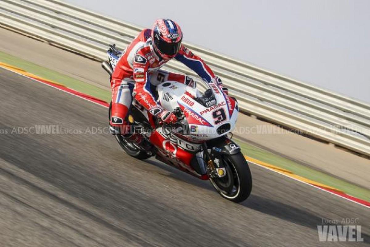 """MotoGP, Pramac Racing - Petrucci e Miller: """"L'obiettivo è restare con i primi"""""""