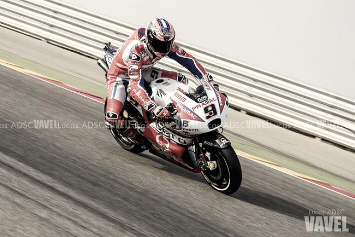 """Paolo Ciabatti: """"El objetivo de Ducati es retener a nuestros dos actuales pilotos"""""""
