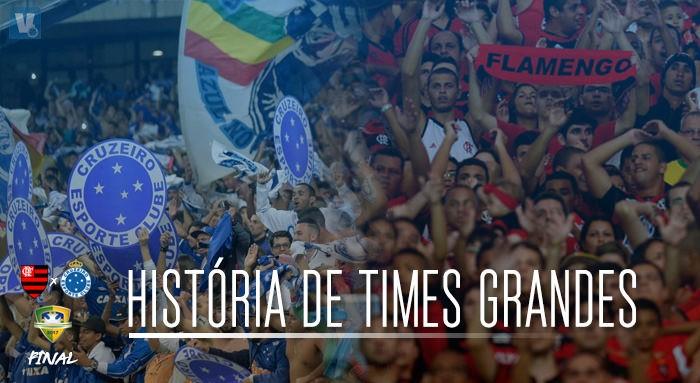 Grandes confrontos: Flamengo e Cruzeiro remontam grandes duelos no Rio de Janeiro