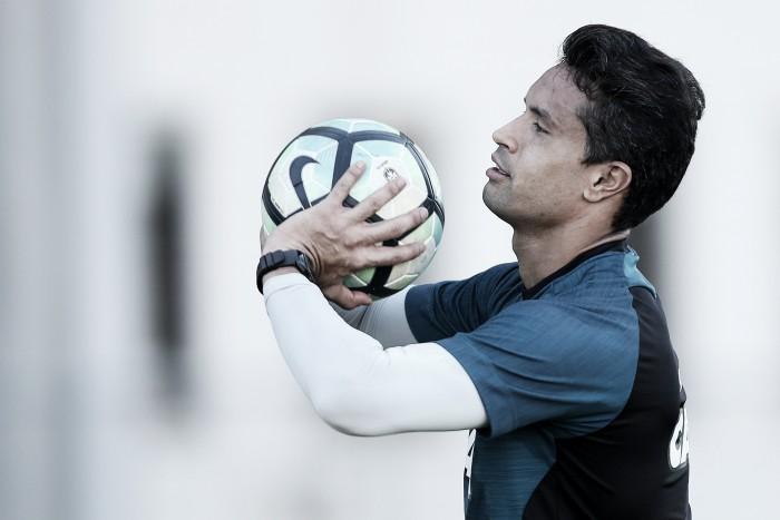 """Dudu Cearense demonstra foco no Flamengo: """"É clássico e vamos fazer de tudo para vencê-los"""""""