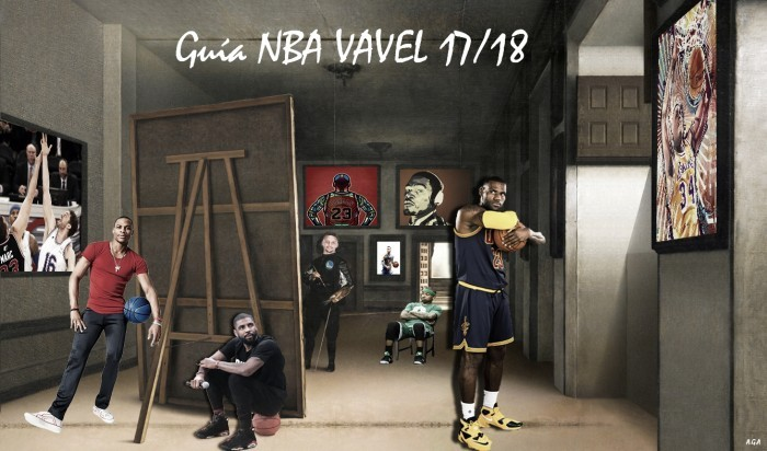 Guia VAVEL NBA 2017/18