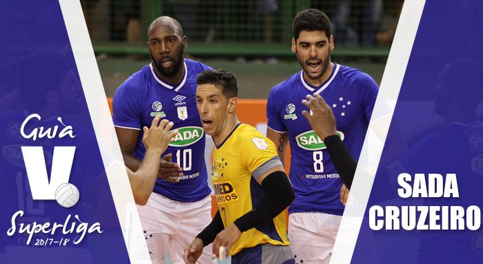 Guia VAVEL Superliga Masculina 2017/2018: Sada Cruzeiro