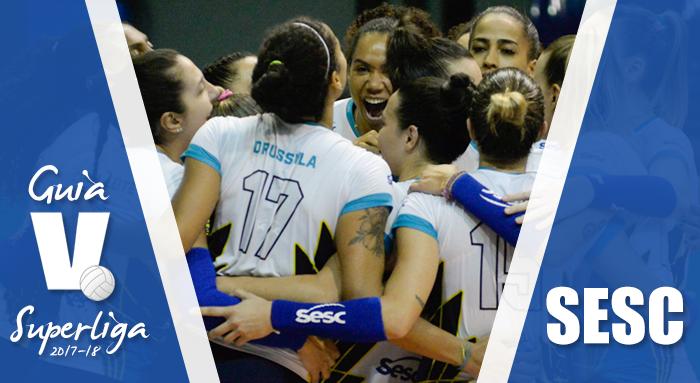 Guia VAVEL Superliga Feminina 2017/2018: Sesc-RJ